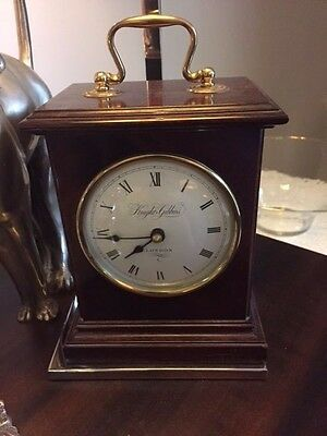 Knight And Gibbons English Antique Clock