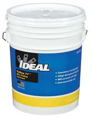 Wire Pulling Lubricant,5 gal. Bucket,Ylw IDEAL 31-355