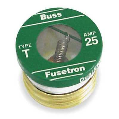 Bussmann 30A Time Delay Screw-In Fuse 4PK 125VAC Type T, T-30