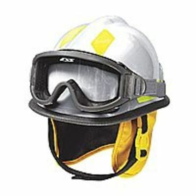 CAIRNS C-MOD-B4B111200 Fire and Rescue Helmet, White, Modern