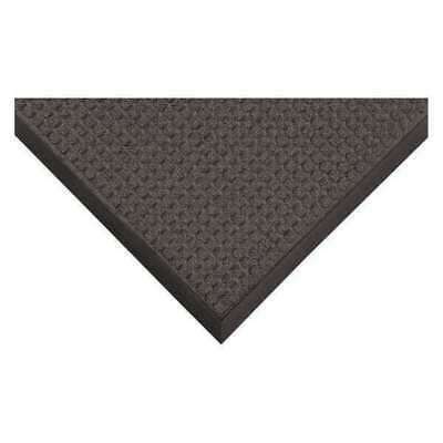 Carpeted Entrance Mat,Black,4ft. x 8ft. CONDOR 36VK02