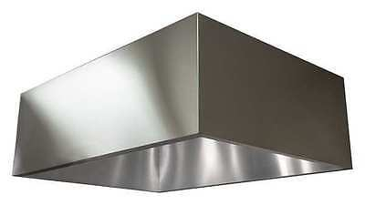 """72"""" Commercial Kitchen Exhaust Hood, Dayton, 20UD09"""