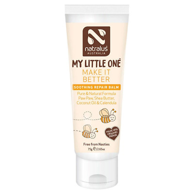 Natralus - My Little One - Make It better Soothing Repair Balm - Brand New!