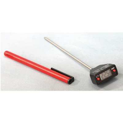 Digital Pocket Thermometer,Plastic THERMCO ACC345DIG