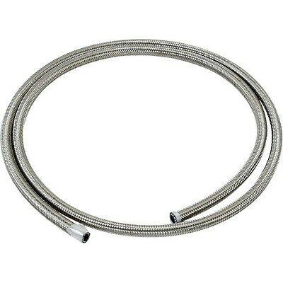 ProFlex -6 I.D. Universal Hose 11/32in.  -20ft. -Stainless Steel Russell R3209