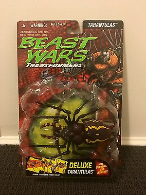 Transformers Beast Wars - Tarantulas - Rock Bubble Version - Brand New