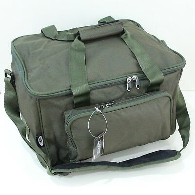 NGT New Quickfish Green Carryall Carp Fishing Tackle Bag Holdall