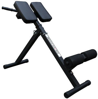 Strength Shop Hyperextension Bench (Roman Chair)