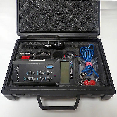 Newport 840-C Handheld Optical Power Meter, 100 Pw To 2 W, With 818-1R Detector
