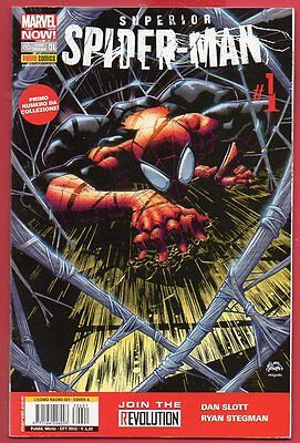 SUPERIOR SPIDER-MAN 1 L'UOMO RAGNO 601 Cover A (Ottobre 2013) Marvel Now