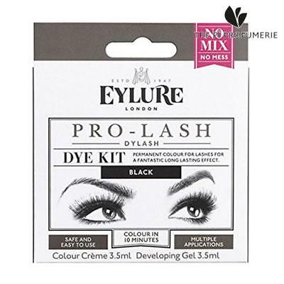 Eylure Pro-Lash Kit Tintura Ciglia Black