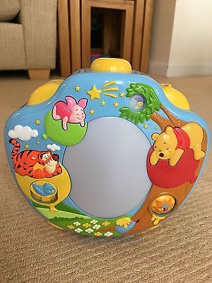 Winnie The Pooh Sweet Dreams Light Show Music Projector