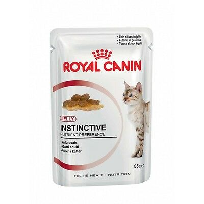 Royal Canin Instinctive 9 Sauces Paté Pour Chat