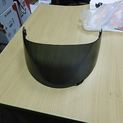 Agv K3 Sv Dark Smoke Visor (Black Visor) Fits All Sizes Aftermarket Item