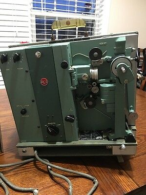 Vintage RCA 400 Series Film Projector With Case Works