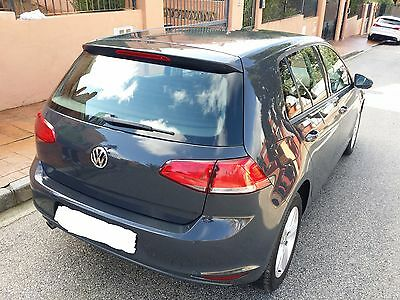 █▬█ ☼ ▀█▀  Volkswagen Golf 7 Tdi, Increíble Estado Con Libro Oficial, Spain
