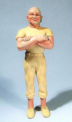 PROCTER & GAMBLE MR. CLEAN DOLL VINTAGE 1960's ADVERTISING CHARACTER FIGURINE