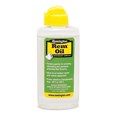 Remington Rem Oil-Multi-Purpose Gun Care Oil 2 oz. Bottle 18366