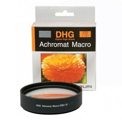 Marumi 77mm DHG Achromat Macro 330(+3) Filter For Canon Nikon Sony Olympus Japan
