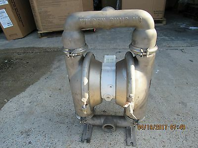 Wilden Stainless M8 2'' Diaphragm Pump Used