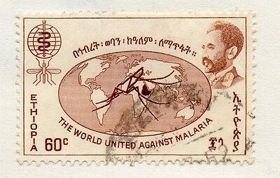 Ethiopia Abyssinia 1951-53 Early Issue Fine Used 60c. 150051