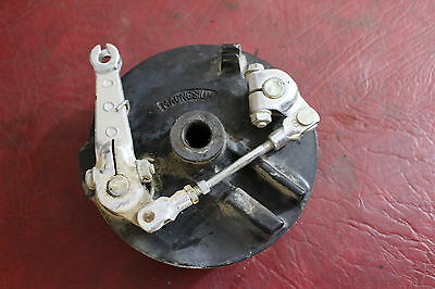 1981 Honda CR450R Elsinore Front Drum Brake Twin Actuator cr 450 r OEM HM AHRMA