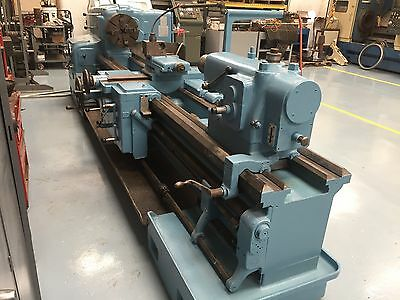 "American Pacemaker 20"" X 96"" Style 'E' Engine Lathe **Threading & Taper**"