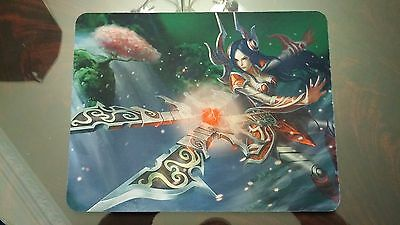 League Of Legends Irelia Large Mousepad - Gamer PC Mouse Pad Free Shipping