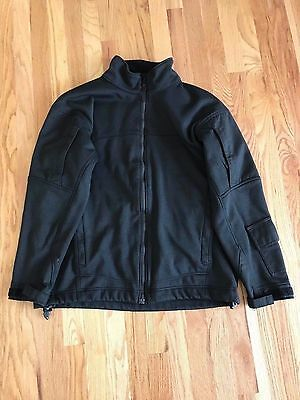 Massif Elements Jacket Tactical Nomex Flame Resistant Black FREE SHIPPING