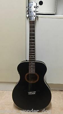Yamaha Electric Acoustic Guitar Pack APX-5 electro pickup model