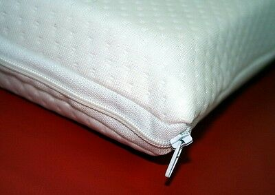 Extra Thick Foam & Washable Cover Travel Cot Mattress Pick Up Lancashire