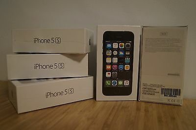 BRAND NEW SEALED Apple iPhone 5S 16GB - Space Grey UNLOCKED AU STOCK + WARRANTY