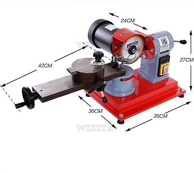 New Round Carbide Saw Blade Sharpener Grinder For Wood Working/Table 110-550Mm O