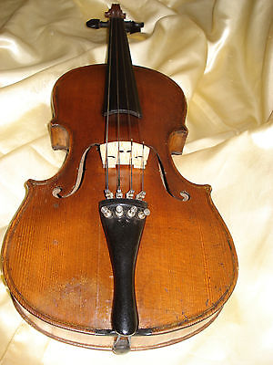 old 4/4 violin from germany  ca. 1920***