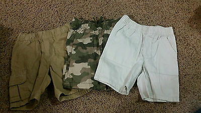 Toddler Boys Lot of 3 shorts Size 3T