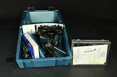 Denar Lab Dental Articulator for Occlusal Plane Analysis w/ Plastic Case