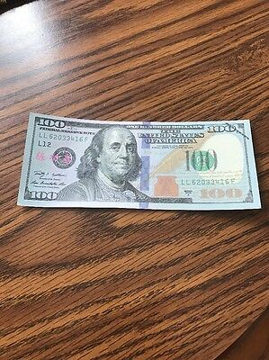 One Hundred Dollar Bill Fake Prop Money 100$ 1 Piece US Currency