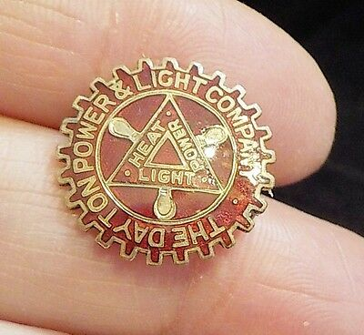 Vintage The Dayton Power & Light Company Pin