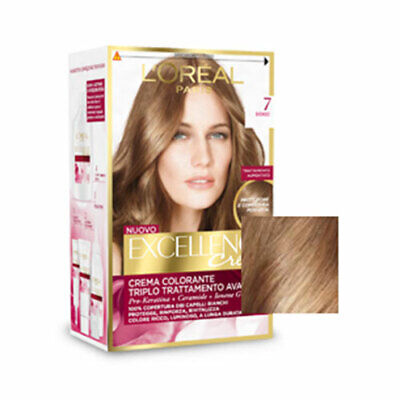L'oreal Excellence Biondo 7