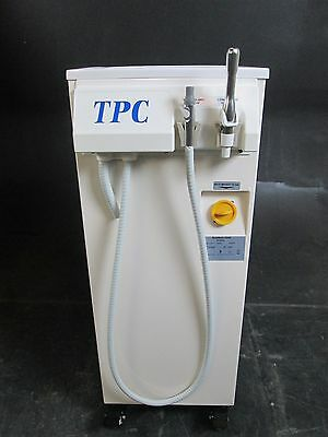 TPC Advanced Tech Mobile Vac Portable Evacuation and Dental Delivery Unit