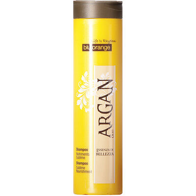 Blu Orange Argan Olio Shampoo Nutrimento 200 Ml