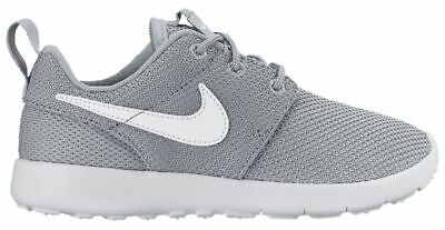 cheap for discount 5570f 9fbe7 Nike Roshe One Boys' Preschool Wolf Grey/White 49427033