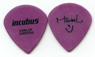 INCUBUS 2002 View Tour Guitar Pick!!! MICHAEL EINZIGER custom concert stage Pick