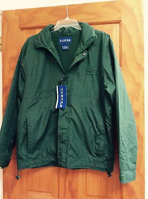 RARE HESS Nylon Jacket, size S - BRAND NEW WITH TAGS