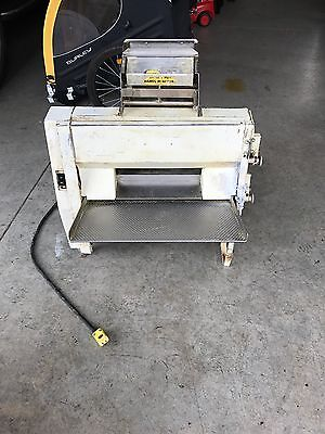 Used Anets Commercial Dough Roller Model SDR-21 Pizza Dough Sheeter