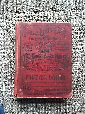 Sears Roebuck 1902-03 Number 112 Catalog - Cool stuff for sale