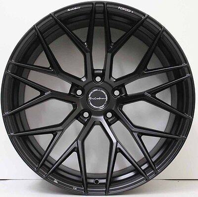 20 inch GENUINE BRIXTON CM10 FORGED ALLOY WHEELS TO SUIT BMW F80 /F82 M3 / M4