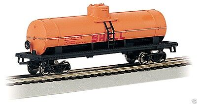Bachmann Premium Silver Series 40' Shell SINGLE DOME TANK CAR