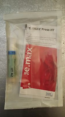 IPS e.max® Press HT A2, Pack of 5 ingots, NEW, UNOPENED