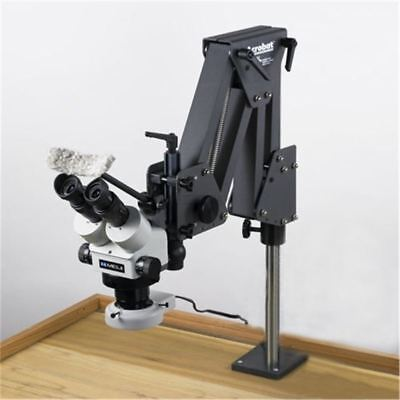 For Micro-Setting Tools Multi-Directional Microscope Jewelry Inlaid Stand J